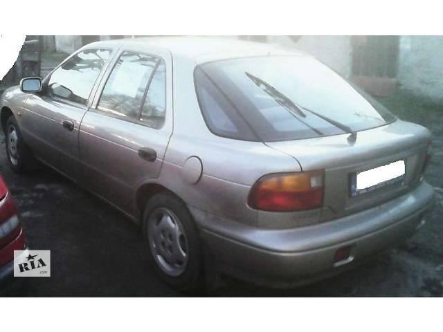купить бу б/у Детали кузова Бампер задний Легковой Kia Sephia 1998 в Львове