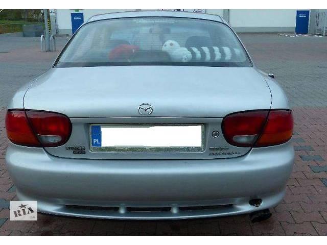 купить бу б/у Детали кузова Бампер задний Легковой Mazda Xedos 6 1997 в Львове