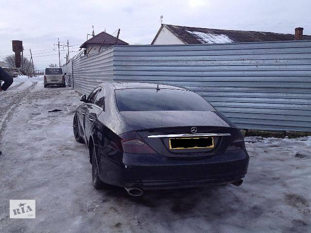 продам Б/у Детали кузова Бампер задний Легковой Mercedes CLS-Class 2007 бу в Львове