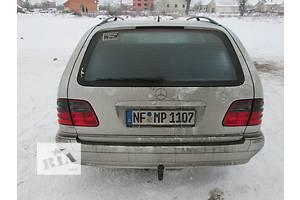 б/у Бамперы задние Mercedes E-Class