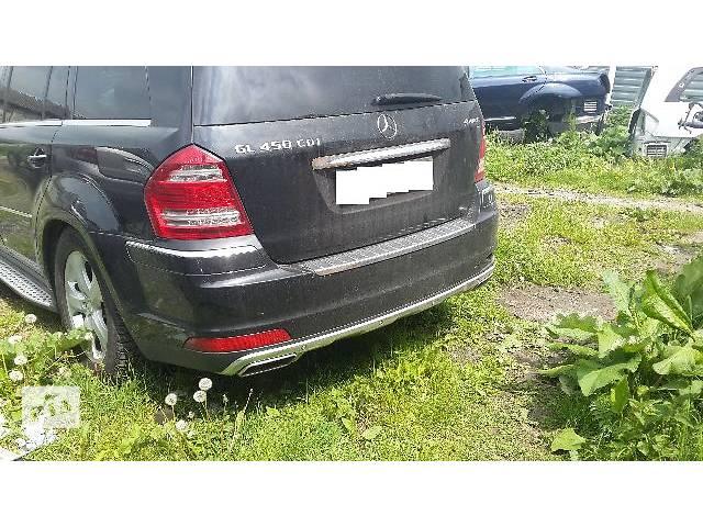 б/у Детали кузова Бампер задний Легковой Mercedes GL-Class 2010- объявление о продаже  в Львове