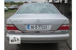 б/у Бамперы задние Mercedes S 140
