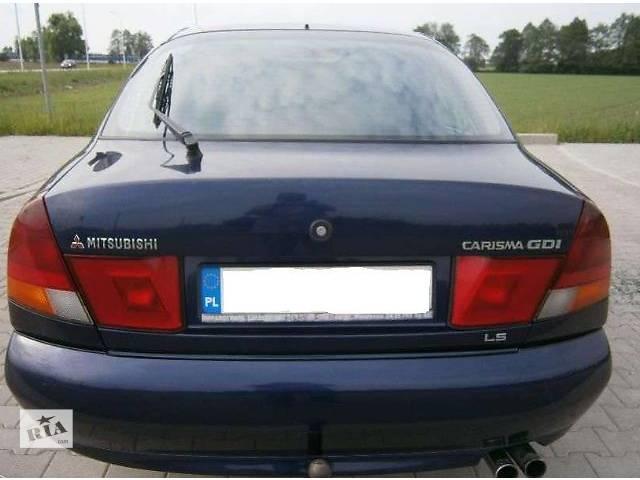 бу б/у Детали кузова Бампер задний Легковой Mitsubishi Carisma 1997 в Львове