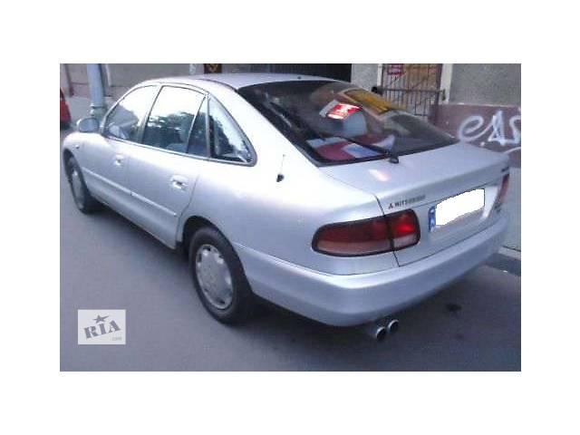 бу б/у Детали кузова Бампер задний Легковой Mitsubishi Galant 1995 в Львове