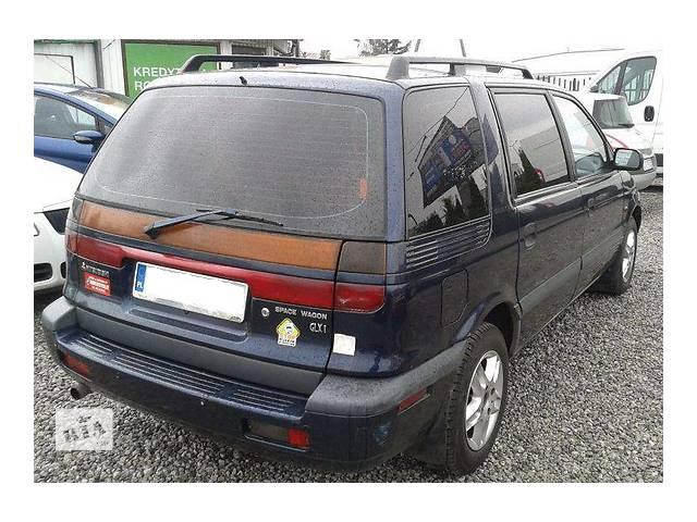 продам б/у Детали кузова Бампер задний Легковой Mitsubishi Space Runner 1997 бу в Львове