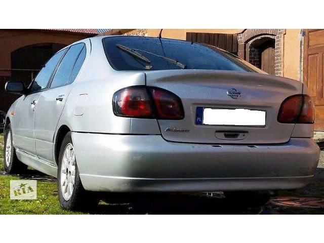 купить бу б/у Детали кузова Бампер задний Легковой Nissan Primera 2001 в Львове