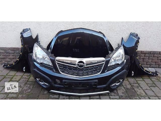 продам б/у Детали кузова Бампер задний Легковой Opel бу в Львове