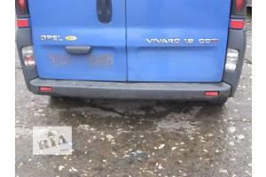 б/у Бампер задний Opel Vivaro груз.