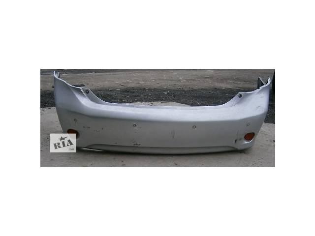 б/у Детали кузова Бампер задний Легковой Toyota Corolla 2008- объявление о продаже  в Луцке
