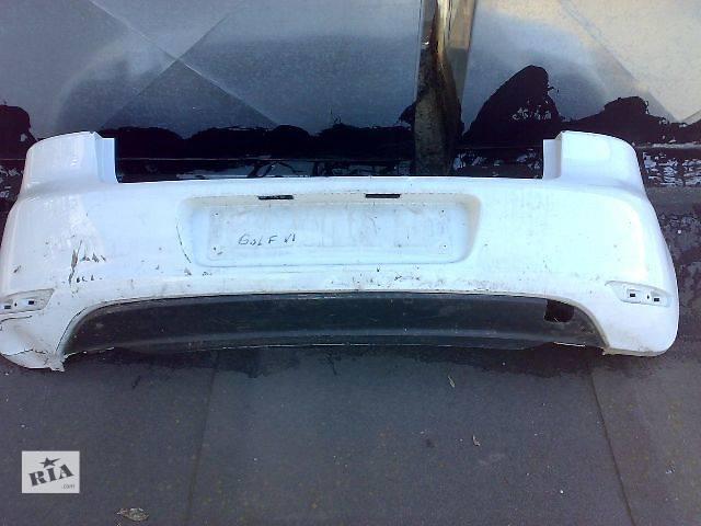 продам б/у Детали кузова Бампер задний Легковой Volkswagen Golf VI бу в Харькове