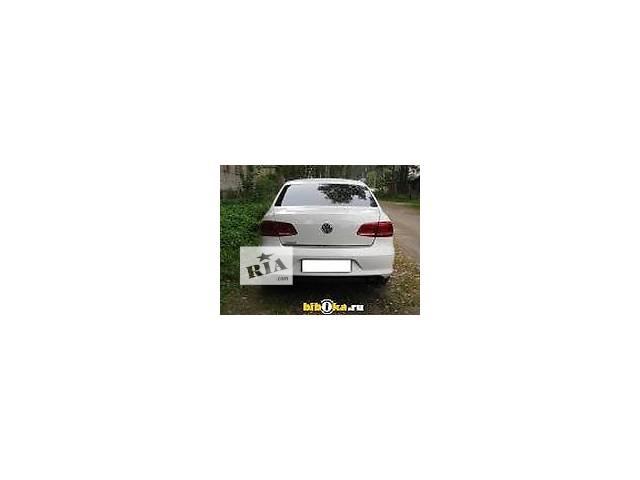 продам б/у Детали кузова Бампер задний Легковой Volkswagen Passat B7 Седан 2012 бу в Полтаве