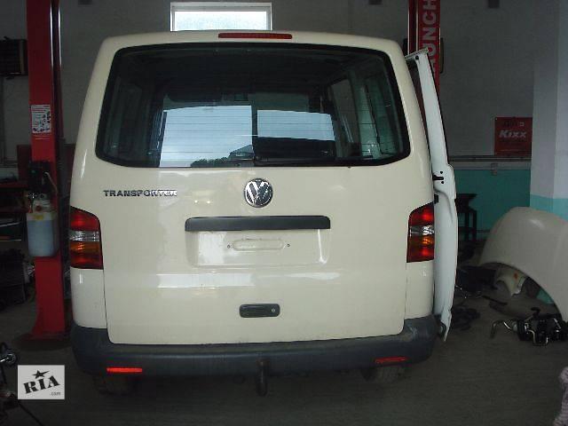 продам Бампер задний Volkswagen T5 (Transporter) Пассажирский Микроавтобус 2006 бу в Тернополе