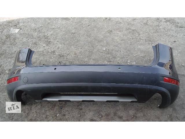 купить бу б/у Детали кузова Бампер задний Легковой Volkswagen Touareg 2012 в Ковеле
