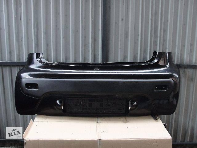 продам Б/у бампер задний для легкового авто Peugeot 107 В НАЛИЧИИ!!!! бу в Львове