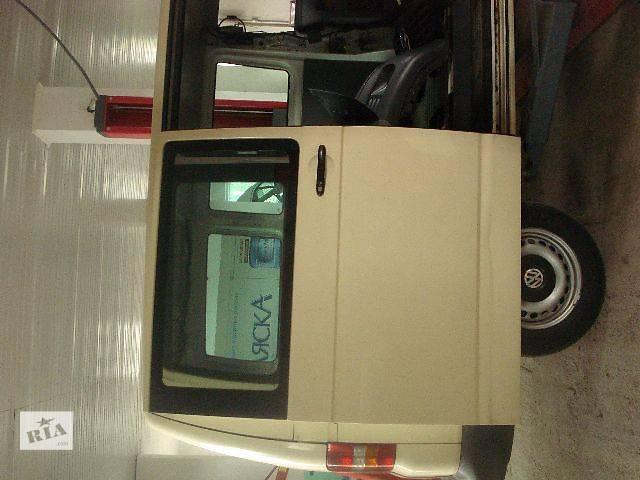 купить бу Дверь боковая сдвижная Легковой Volkswagen T5 (Transporter) Микроавтобус 2006 в Тернополе