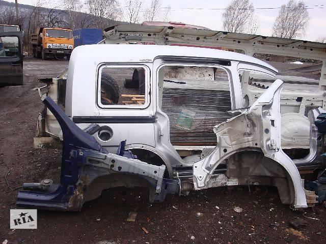 бу б/у Детали кузова Боковина Права Opel Combo 2005 в Хусте