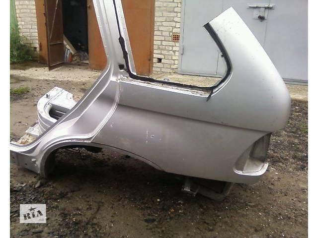 продам б/у Детали кузова Четверть автомобиля Легковой BMW X5 2002 бу в Луцке