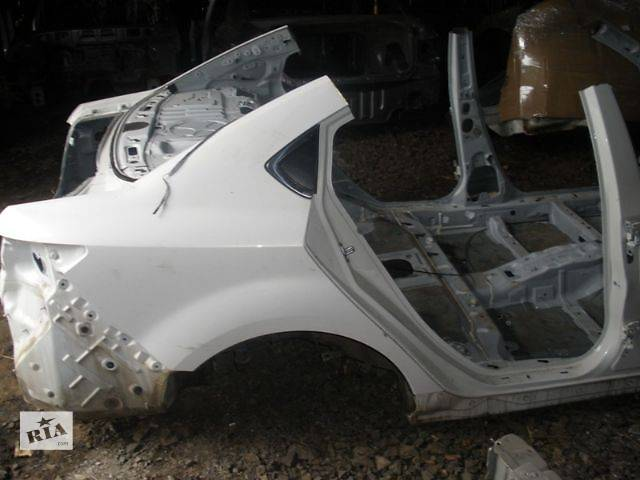 купить бу б/у Детали кузова Четверть автомобиля Легковой Mazda 6 Седан 2009 в Луцке