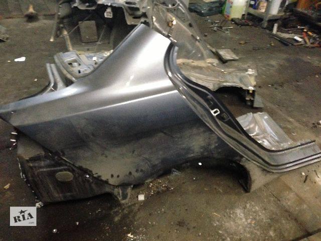 продам б/у Детали кузова Четверть автомобиля Легковой Mitsubishi Lancer X бу в Киеве