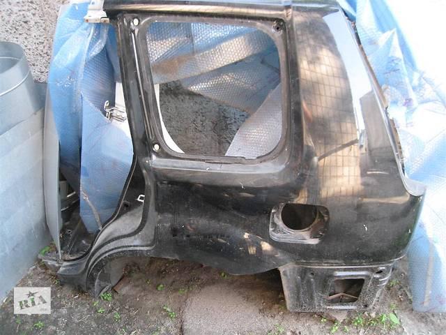 купить бу Б/у Четверть задняя левая Nissan X-Trail T30 2006 в Киеве