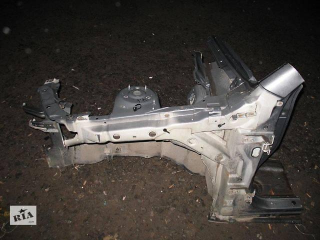 б/у Детали кузова Четверть автомобиля Легковой Suzuki Grand Vitara (5d) 2007- объявление о продаже  в Луцке