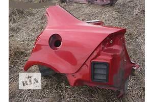 б/у Четверть автомобиля Mitsubishi Lancer X