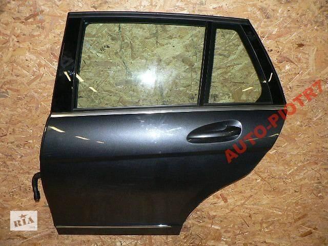 продам б/у Детали кузова Дверь задняя Легковой Mercedes C-Class бу в Киеве