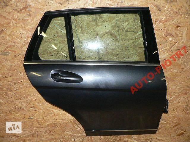 продам б/у Детали кузова Дверь задняя Легковой Mercedes C-Class w204 бу в Киеве