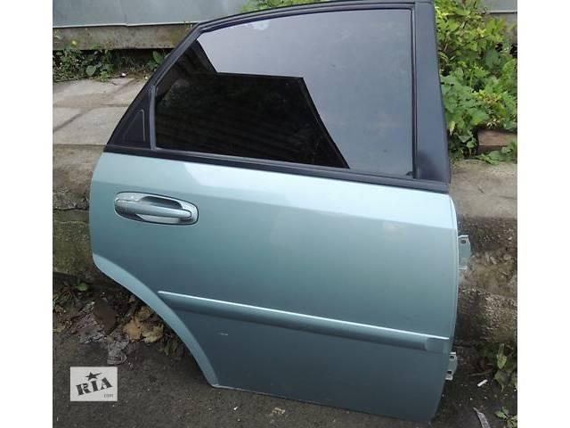 б/у Детали кузова дверь задняя правая Легковой Chevrolet Lacetti Седан 2007- объявление о продаже  в Ровно