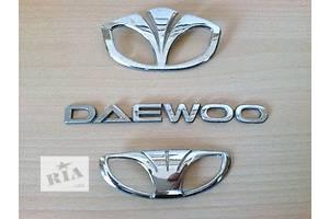 б/у Эмблемы Daewoo