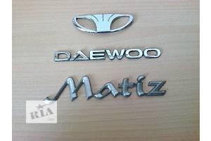 б/у Эмблемы Daewoo Matiz