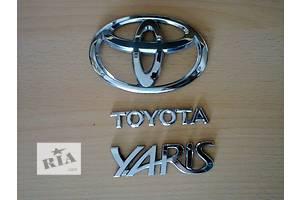 б/у Эмблемы Toyota Yaris