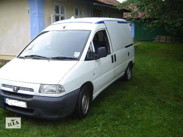 купить бу Кузов Peugeot Expert 2001 в Коломые