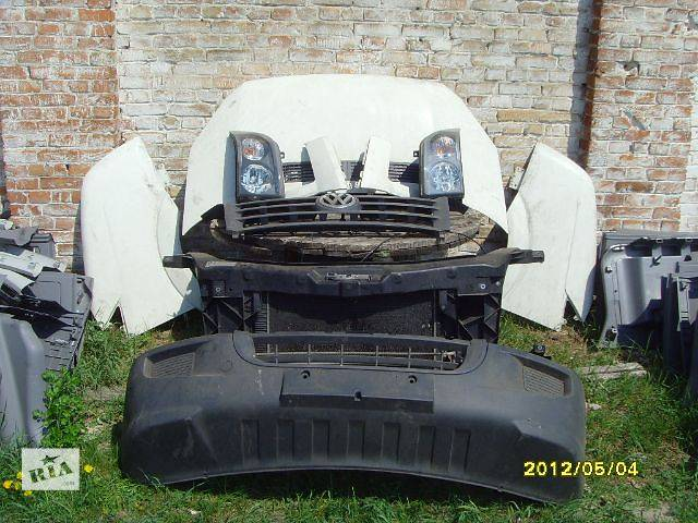 продам б/у Детали кузова Капот Грузовики Volkswagen Crafter 2008 бу в Ковеле