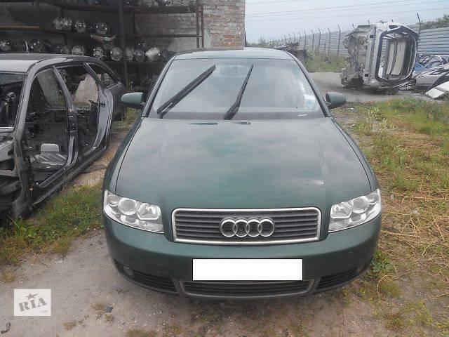 бу б/у Детали кузова Капот Легковой Audi A4 2003 в Львове
