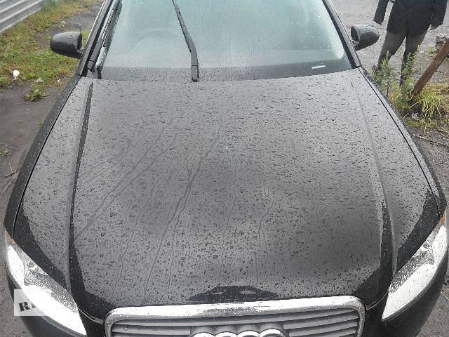 продам б/у Детали кузова Капот Легковой Audi A4 2005 бу в Львове