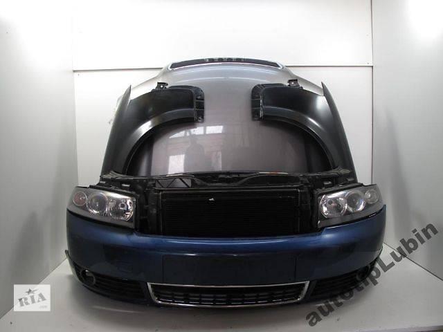 продам б/у Детали кузова Капот Легковой Audi A5 B6 бу в Киеве