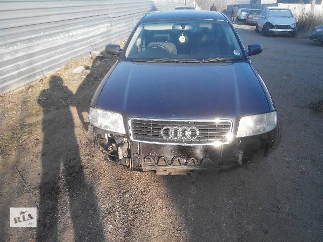 купить бу б/у Детали кузова Капот Легковой Audi A6 2003  2.5tdi в Львове