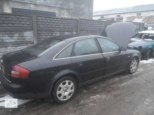 купить бу б/у Детали кузова Капот Легковой Audi A6 2003 в Львове