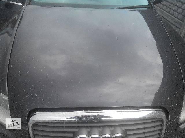купить бу б/у Детали кузова Капот Легковой Audi A6 2007 в Львове