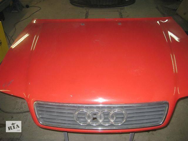 бу Б/у Капот Audi A6 1997 в Луганске