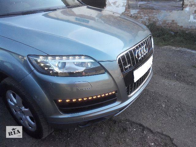б/у Детали кузова Капот Легковой Audi Q7 2008- объявление о продаже  в Львове