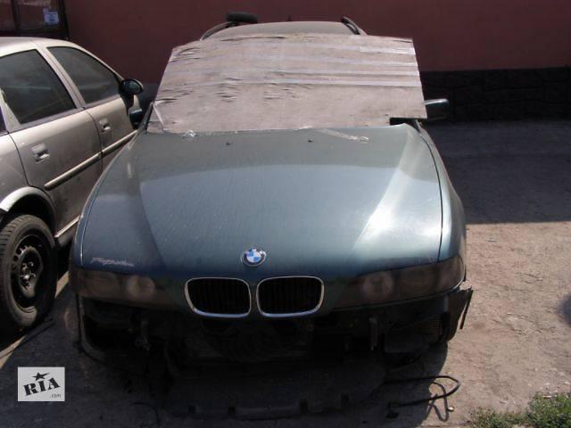 б/у Детали кузова Капот Легковой BMW 5 E39- объявление о продаже  в Новой Каховке