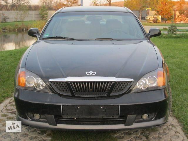 б/у Детали кузова Капот Легковой Chevrolet Evanda Седан 2005- объявление о продаже  в Львове