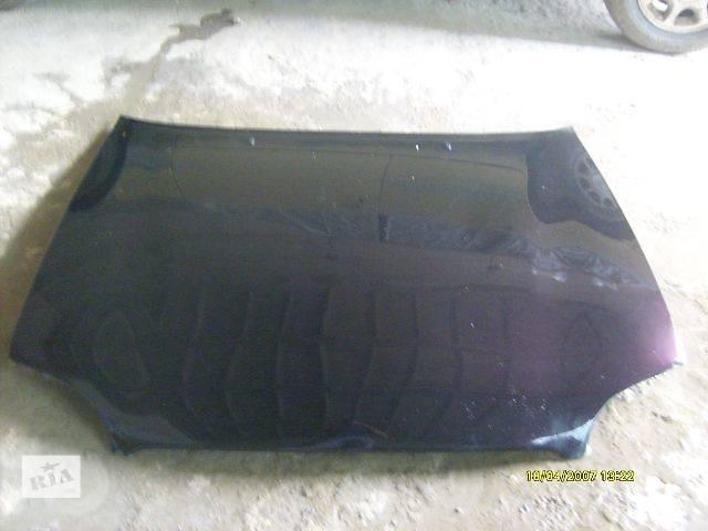 бу б/у Детали кузова Капот Легковой Ford Escort 1997 в Самборе