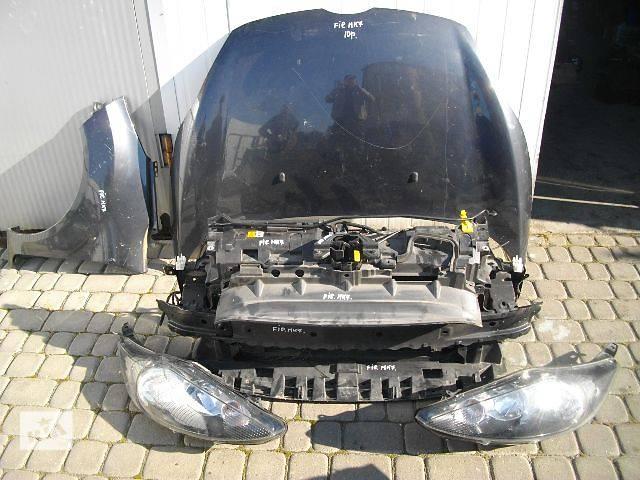 купить бу б/у Детали кузова Капот Легковой Ford Fiesta в Львове
