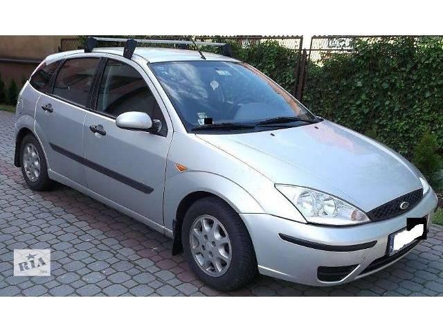 купить бу б/у Детали кузова Капот Легковой Ford Focus 2001 в Львове