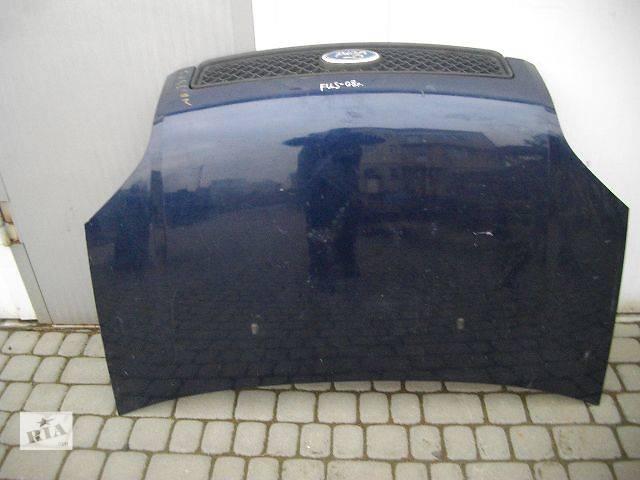 купить бу б/у Детали кузова Капот Легковой Ford Fusion 2007 в Львове