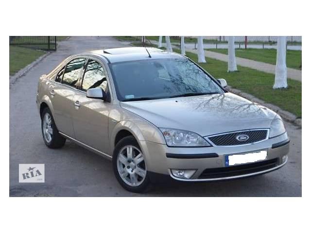 б/у Детали кузова Капот Легковой Ford Mondeo 2002- объявление о продаже  в Львове