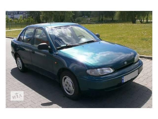 продам б/у Детали кузова Капот Легковой Hyundai Accent 1997 бу в Львове